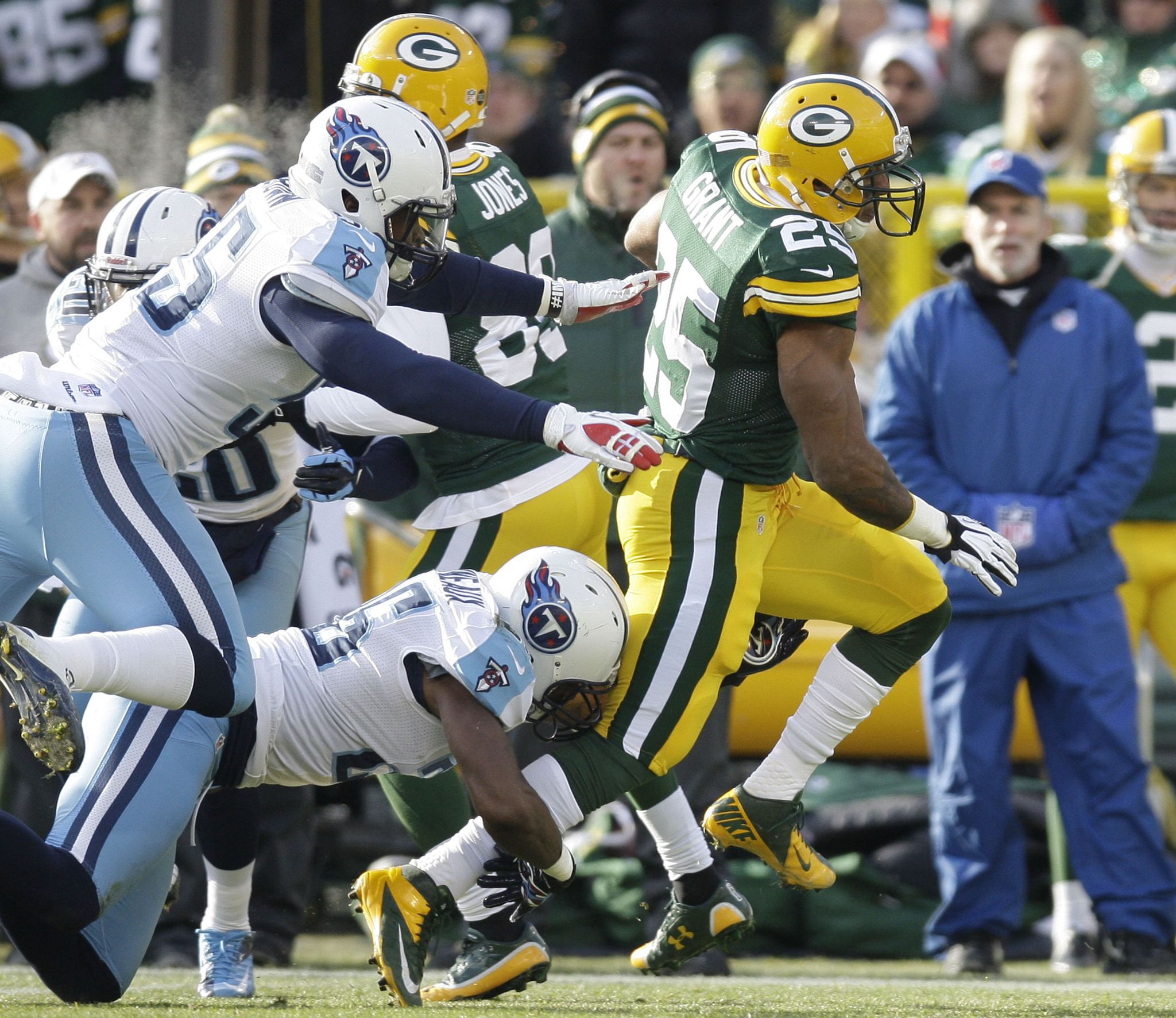 Photos Packers 55, Titans 7 Green bay packers, Go