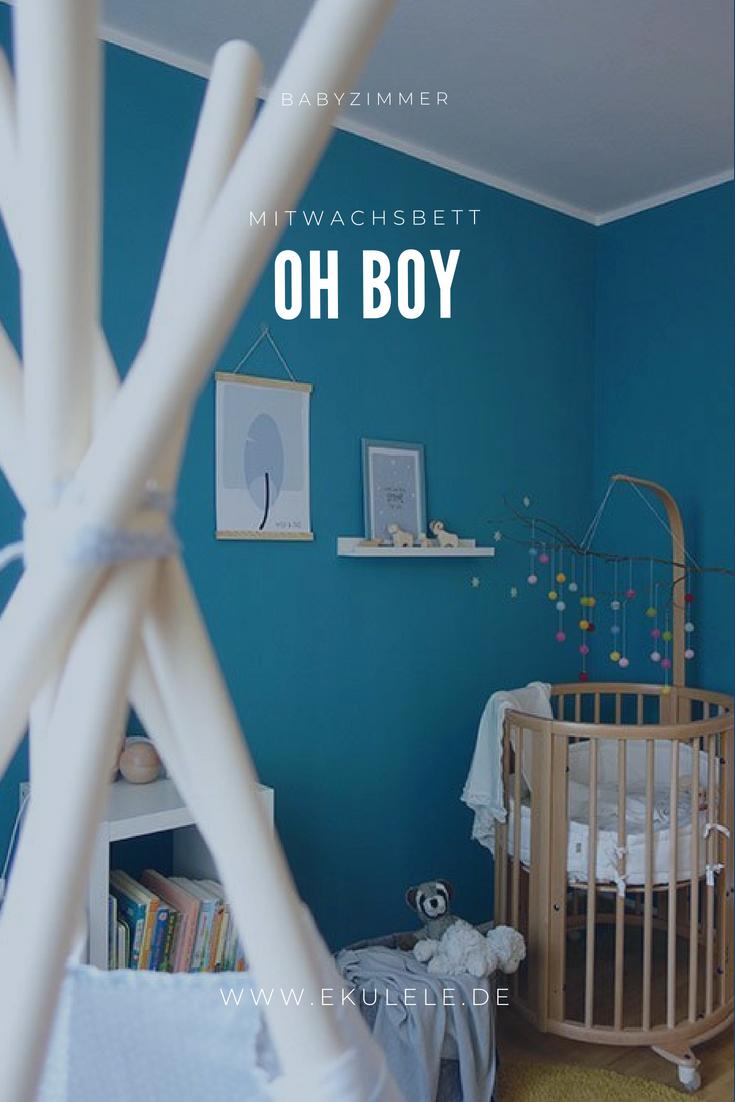 Babybett, Kinderzimmer, Junge, Stokke, Mitwachsbett, Erstausstattung