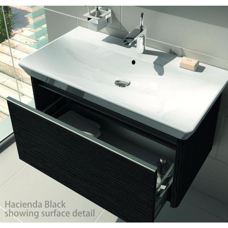 shades bathroom furniture uk%0A Lovely minimal square monochrome bathroom unit from Vitra  Buy Bathroom  Basin Units from UK Bathrooms