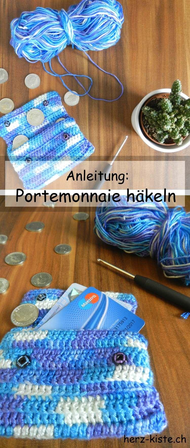Erfreut Häkeln Geldbeutel Frei Muster Galerie - Strickmuster-Ideen ...