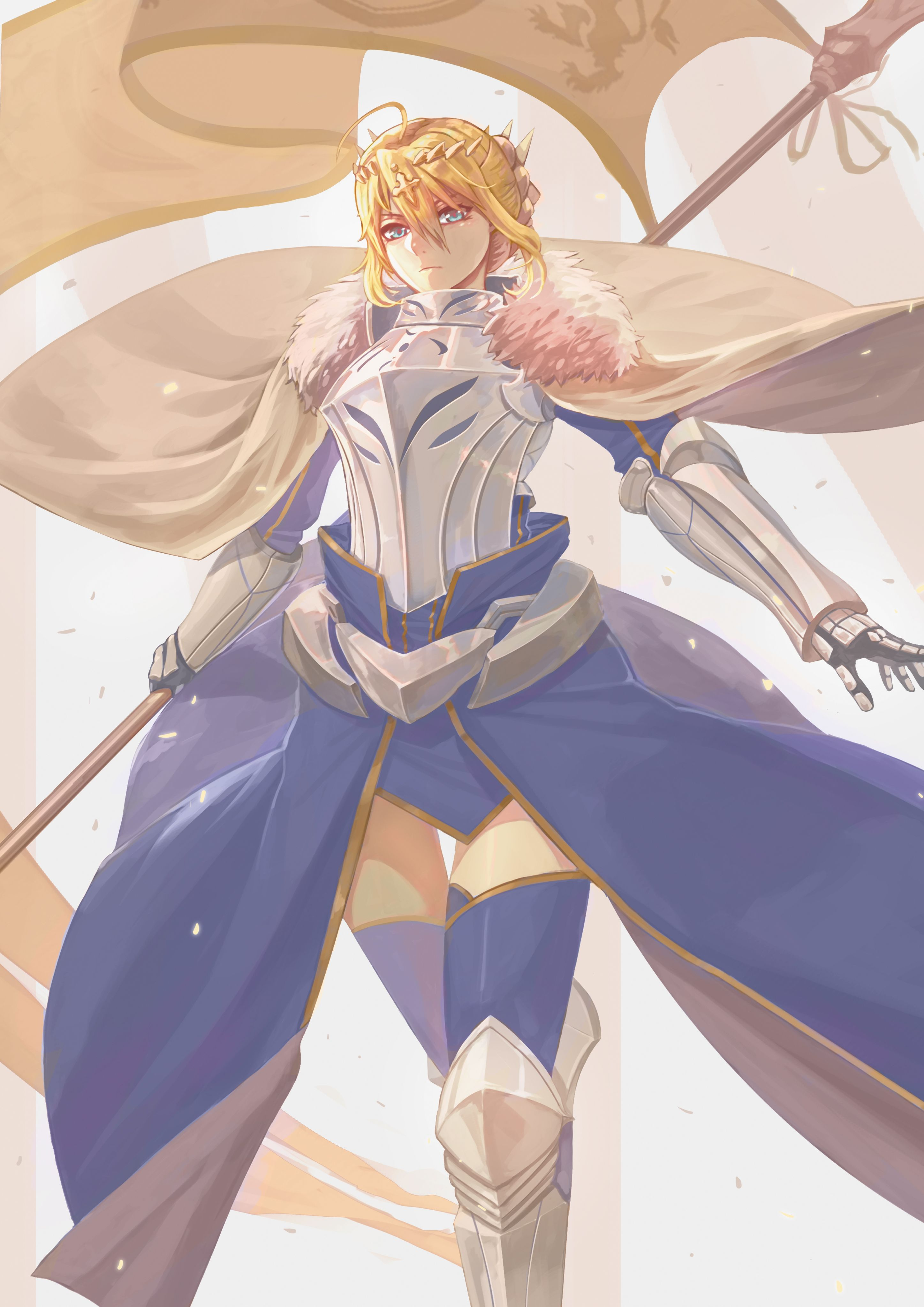 Pinterest | Fate stay night, Fate stay night series, Female knight
