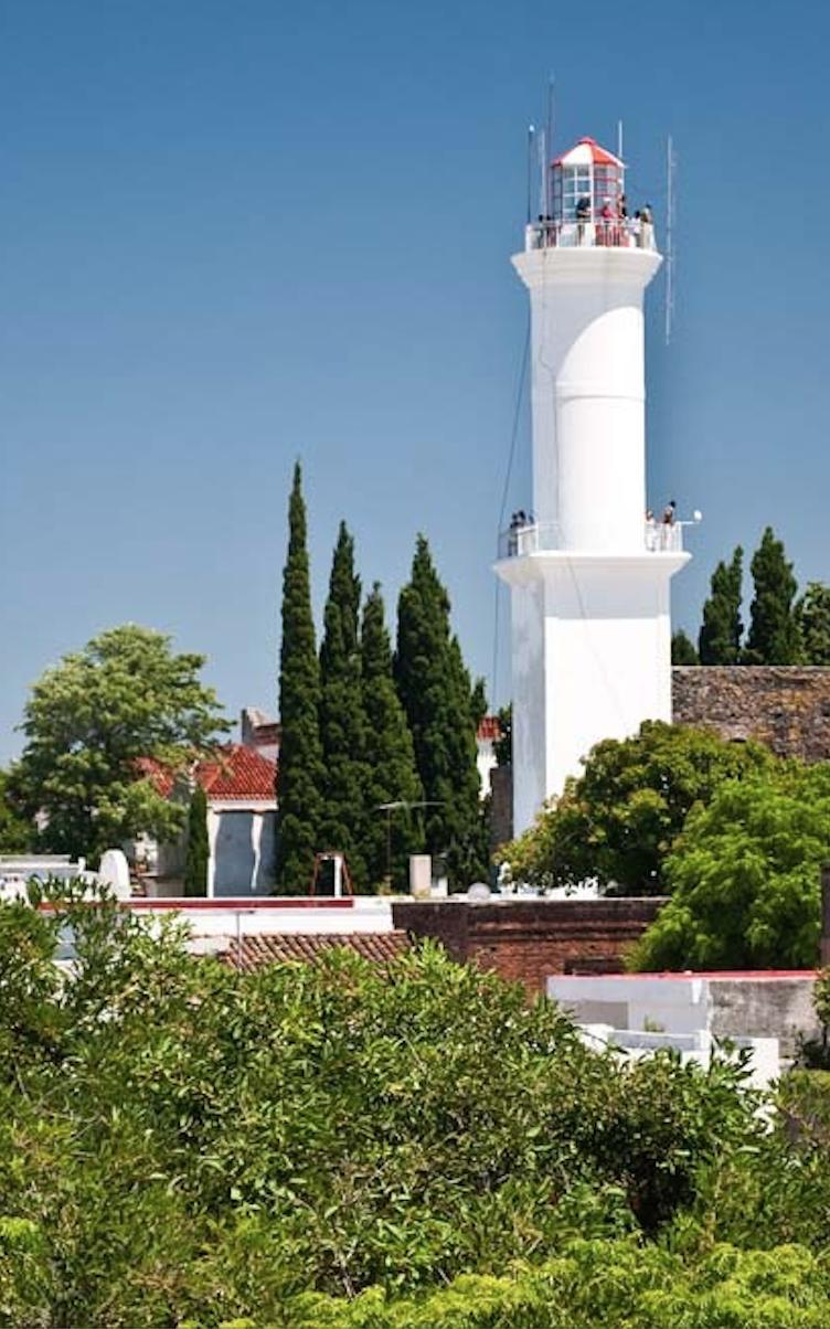 A Day Trip To Colonia Del Sacramento Uruguay Travel Mindset Colonia Lighthouse Colonia Uruguay