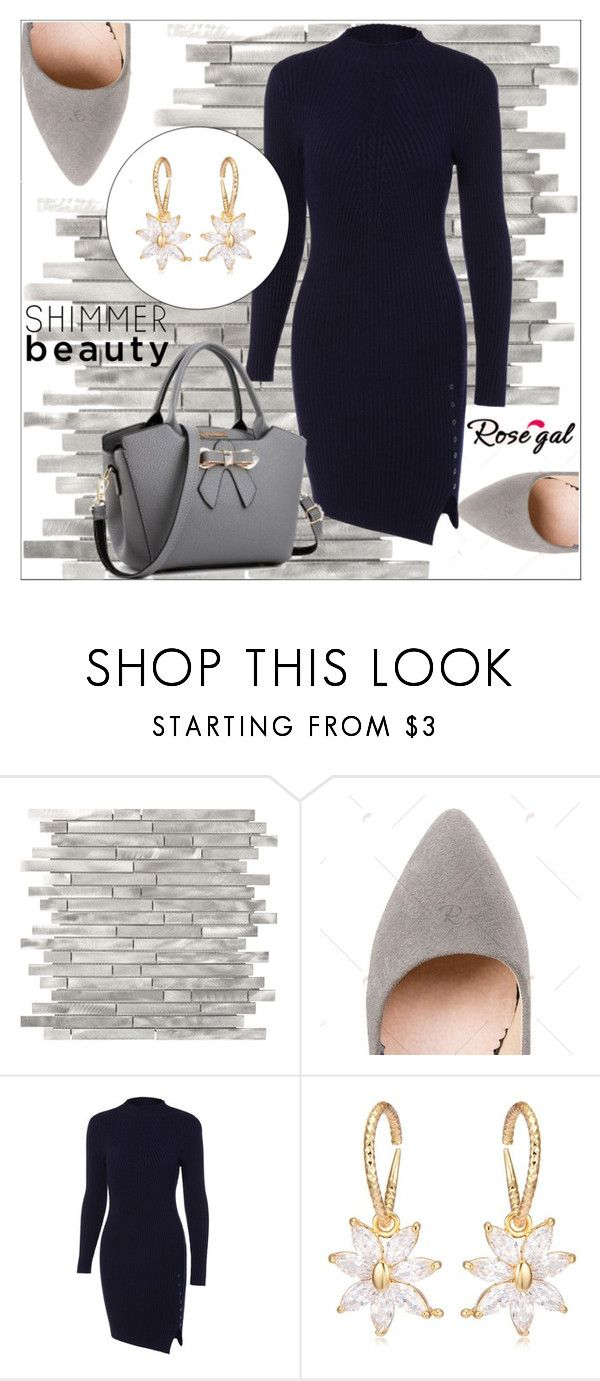 """""""Rosegal 12/ I"""" by emina-095 ❤ liked on Polyvore"""