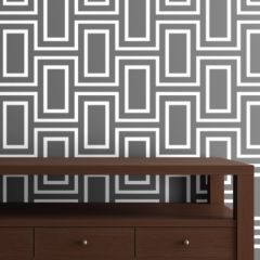 i like this pattern for walls easy to replicate with paint jeff lewis wallpaper - Jeff Lewis Design Wallpaper