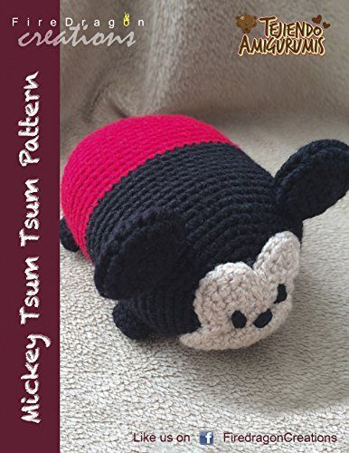 Mickey Tsum Tsum Pattern (Magic Hands Individual Patterns Book 6 ...
