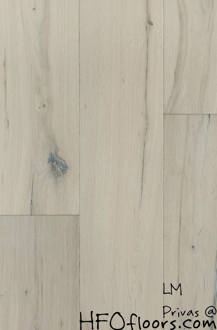 St. Laurent light wire brushed european hardwood Privas 1/2\