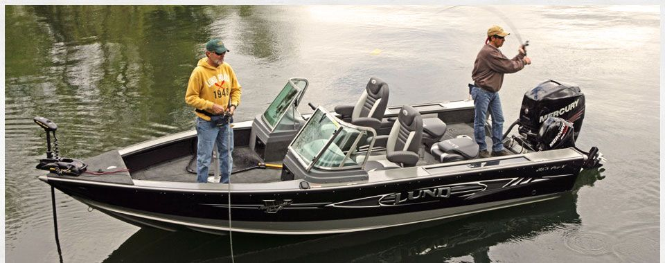 Lund Boat Dealers >> Pro V Lund Boats Premium Aluminum Fishing Walleye Boats