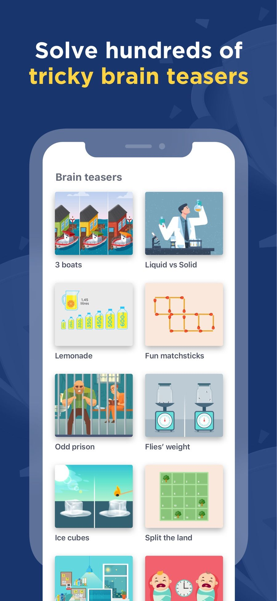 ‎Impulse Brain Games & Puzzles on the App Store Brain