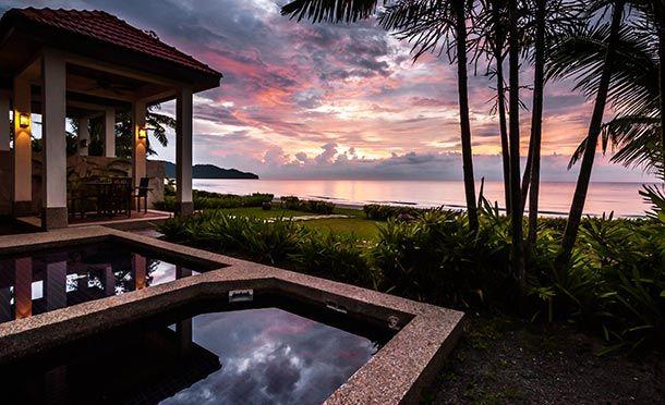 15 Beachfront Rentals That Are Out Of This World Borneo, Kota - best of wedding invitation card kota kinabalu