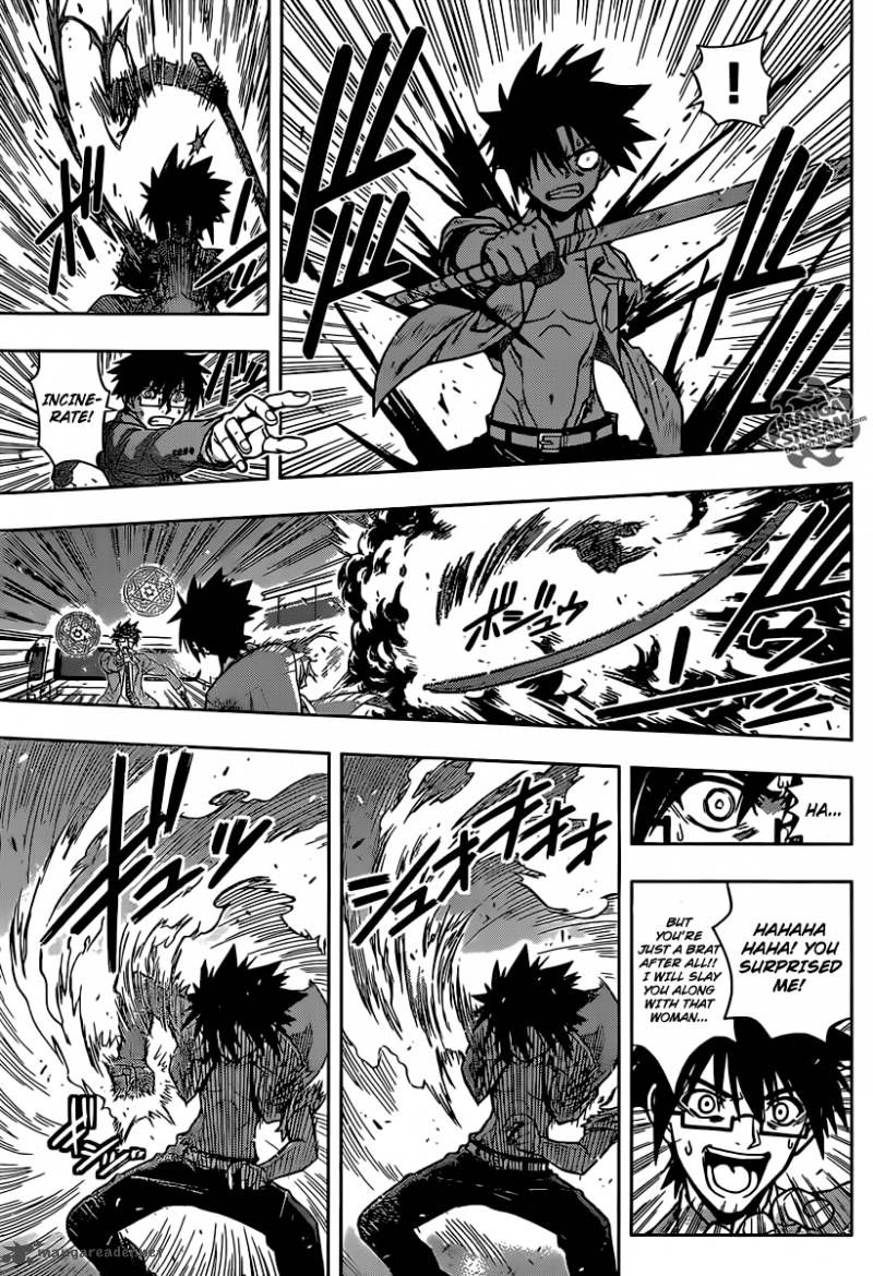 UQ Holder! 1 Page 67 Anime, Comics, Manga