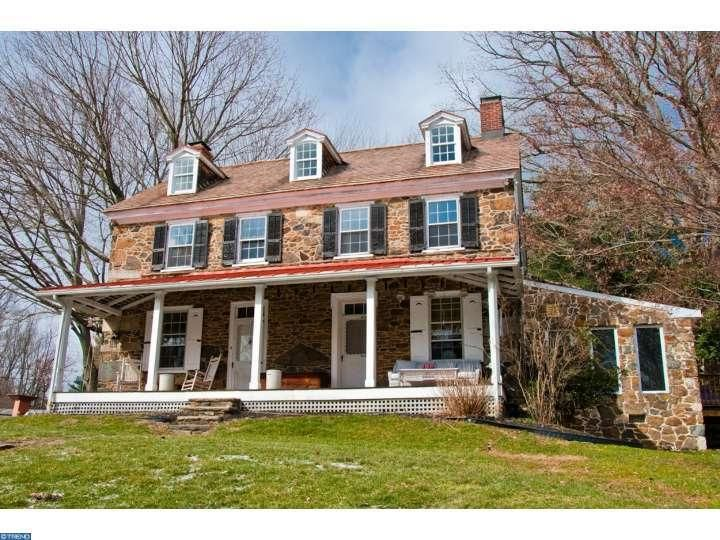 historic home black oak farm for sale in media pa just outside of rh pinterest com