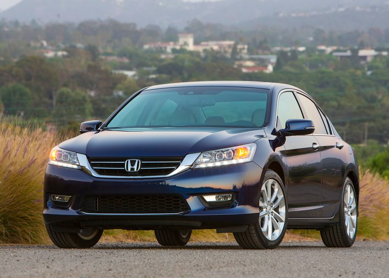 Honda Accord Sales Figures From 2010 In The US And Canada It Does Not Differentiate Coupe Sedan