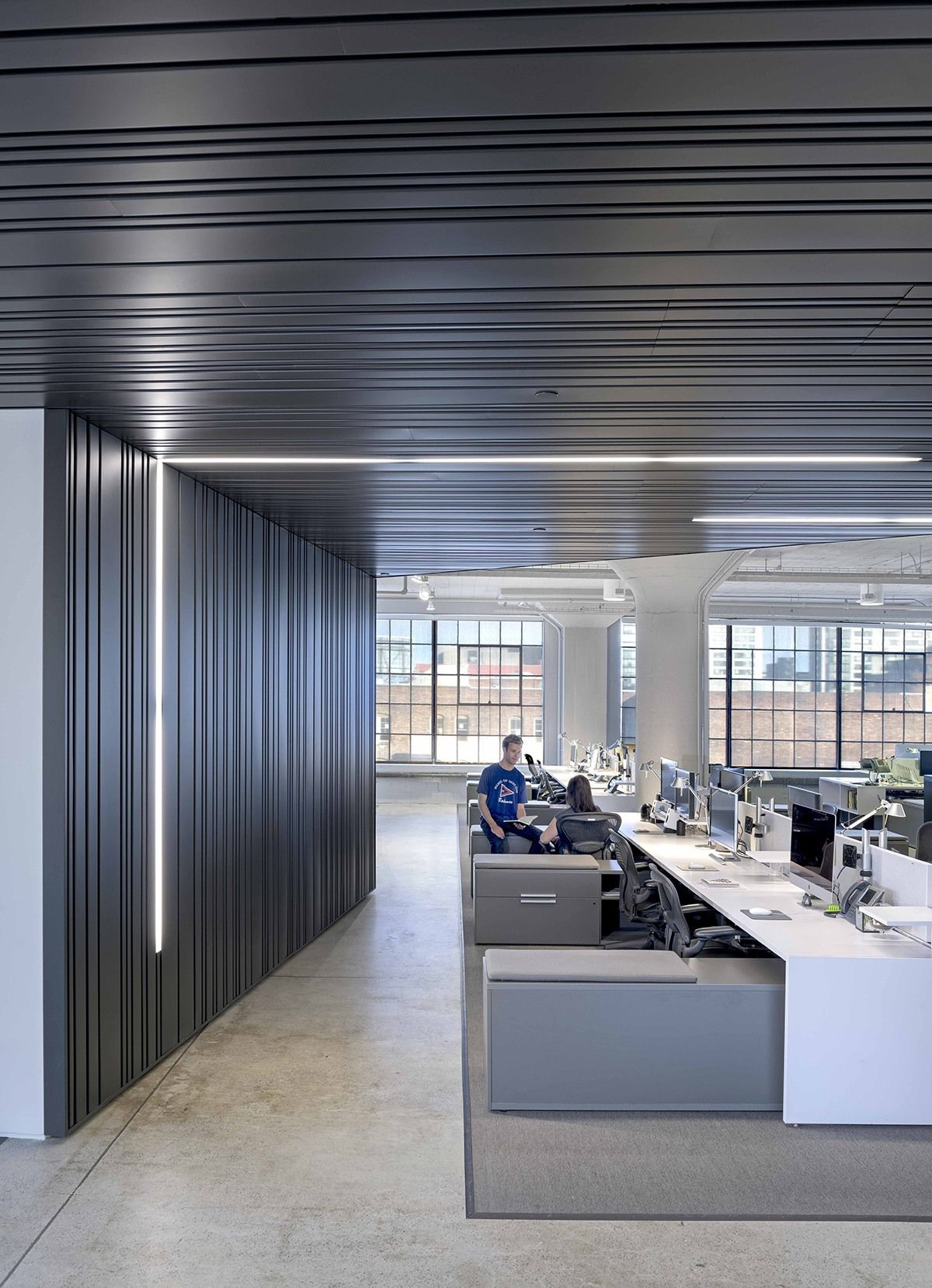 a tour of wired s new sleek san francisco headquarters a d rh pinterest com