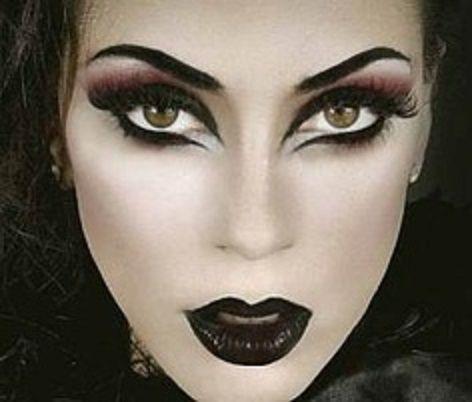 Trucco Halloween Yahoo.Halloween Costumes Red Dress Dracula Make Up Yahoo Image Search