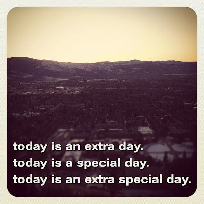 a leap day mantra. Leap day quotes, Leap day, Leap year