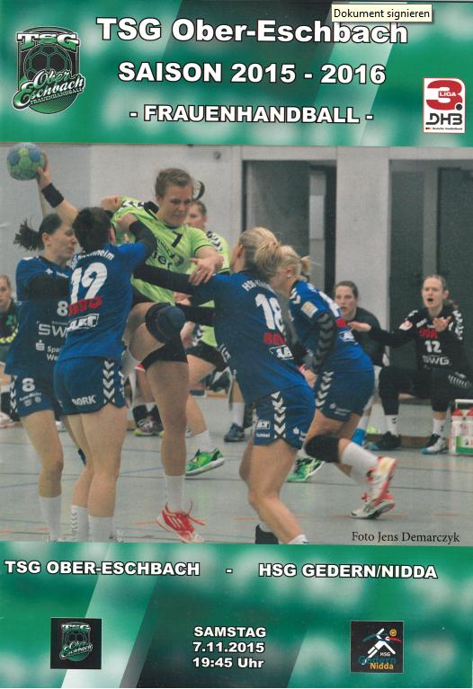 Frauenhandball TSG Ober- Eschbach - http://www.dihn-kanalreinigung.de/frauenhandball-tsg-ober-eschbach/