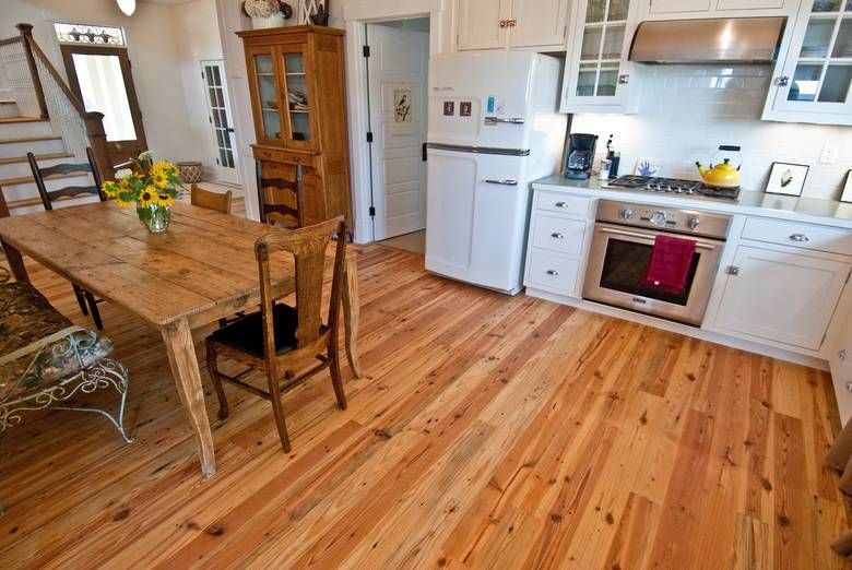 The Southern Yellow Pine Flooring Decking Guide Pine Floors Flooring Pine Dining Table