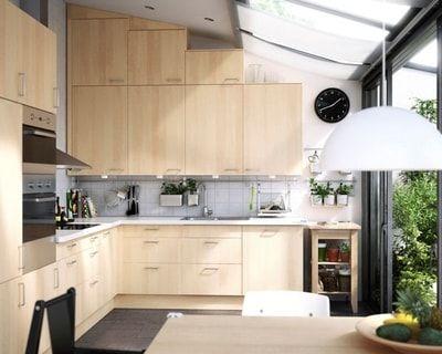 cuisine ikea faktum nexus Kuchnia - kitchen Pinterest - ikea küche faktum weiß hochglanz