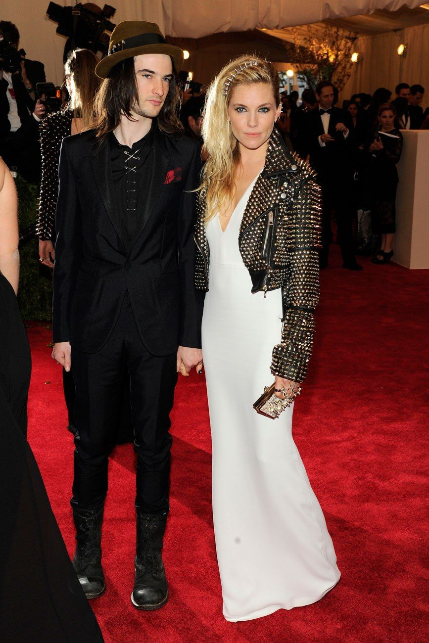 Sienna Miller | 2013 Met Gala | Vanity Fair