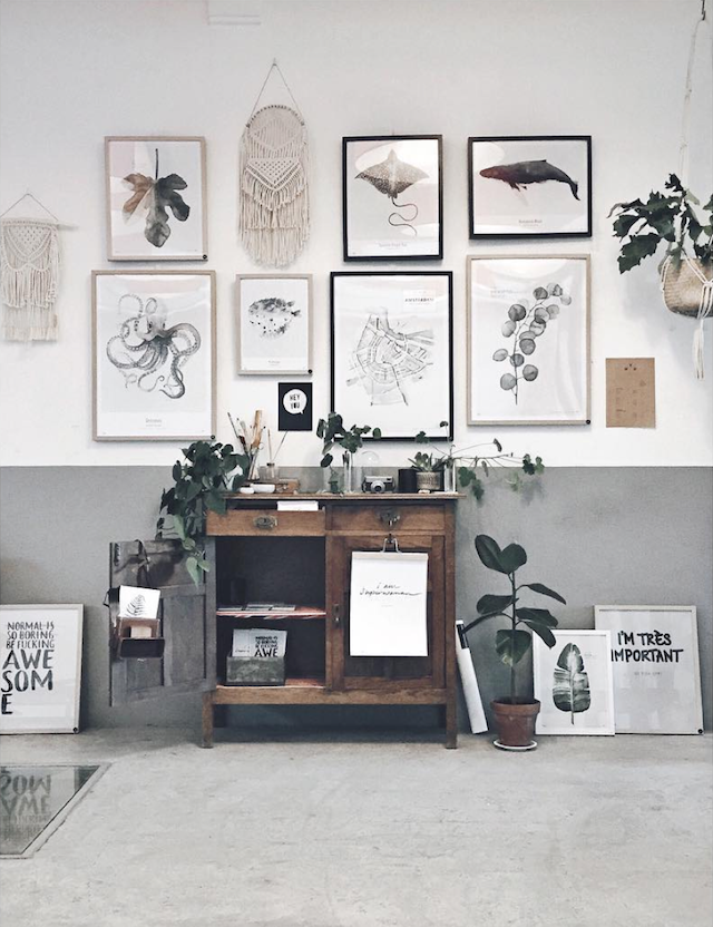 the inspiring home and studio of maaike koster my scandinavian home rh pinterest com