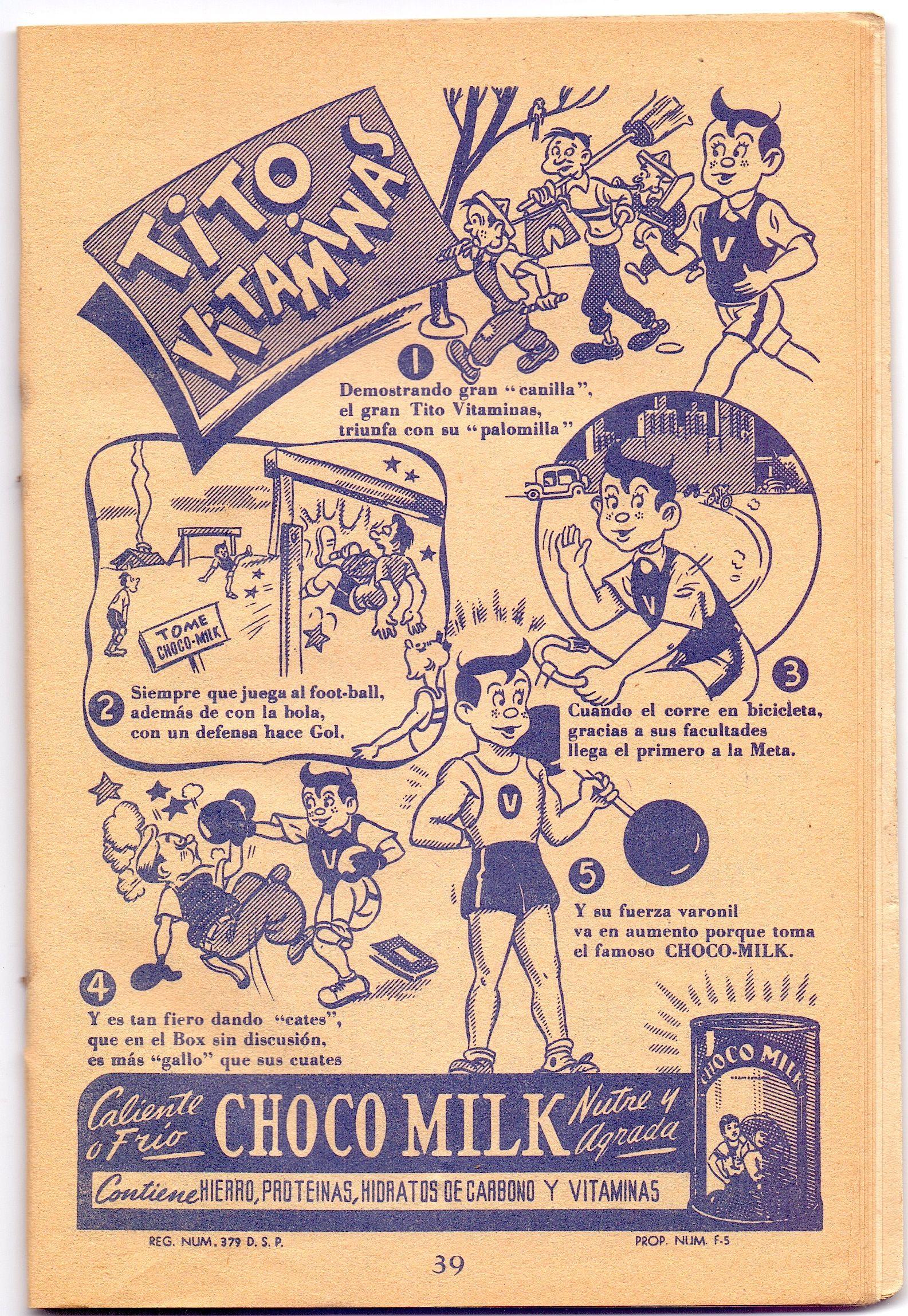 Choco Milk (3)  Tito Vitaminas