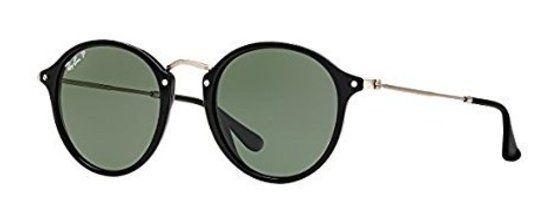 4778aa1c12b47  160 - Ray-Ban RB2447F Sunglasses Black   Green Polarized  rayban ...