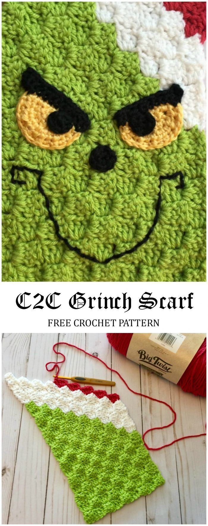 12+ Outstanding Crochet So You Can Comprehend Patterns Ideas #grinchscarfcrochetpatternfree