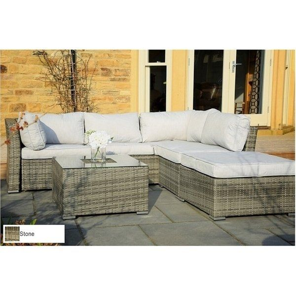 direct wicker 4 pcs outdoor rattan patio sofa sectional furniture rh pinterest com