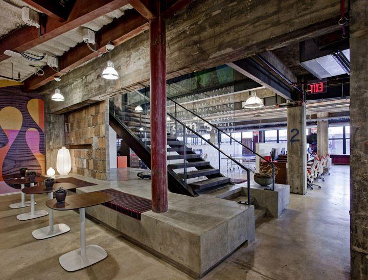 Quicken Loans Offices Detroit Office Design Cool Office