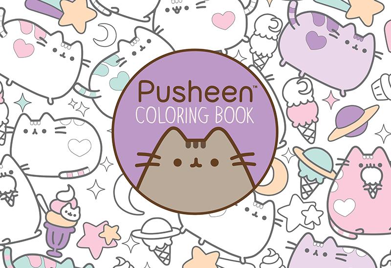 - Pusheen Is Queen. Pusheen Coloring Pages, Coloring Books, Pusheen Book