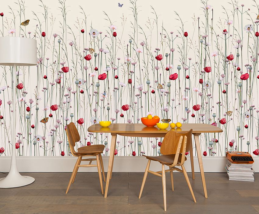 jo malone michael angove wallpaper with ercol plank table and rh pinterest com