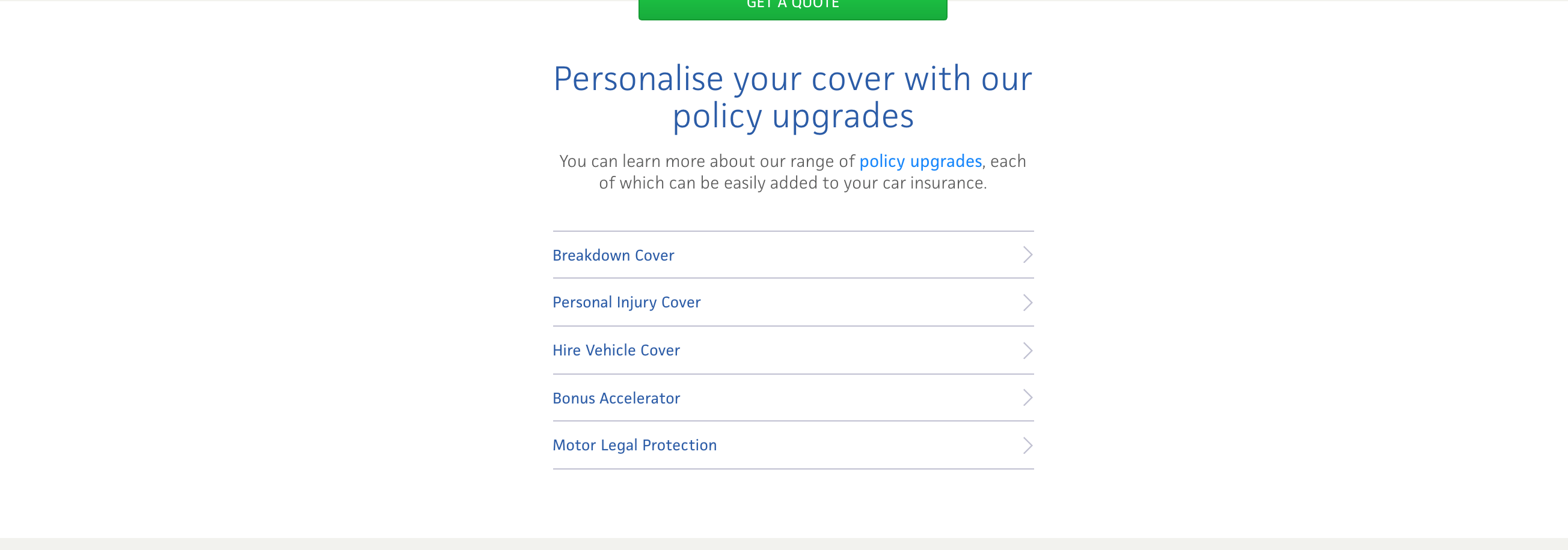 Admiral Breakdown Number >> Admiral Policy Upgrades As Personalisation Insurance