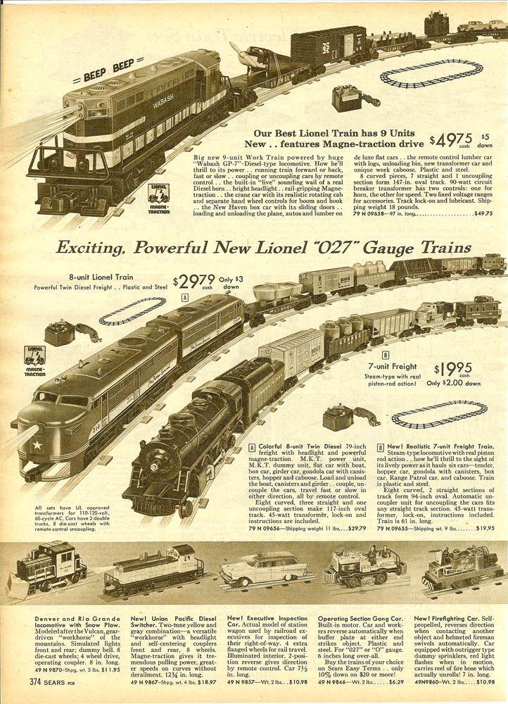 1958 sears christmas page 374