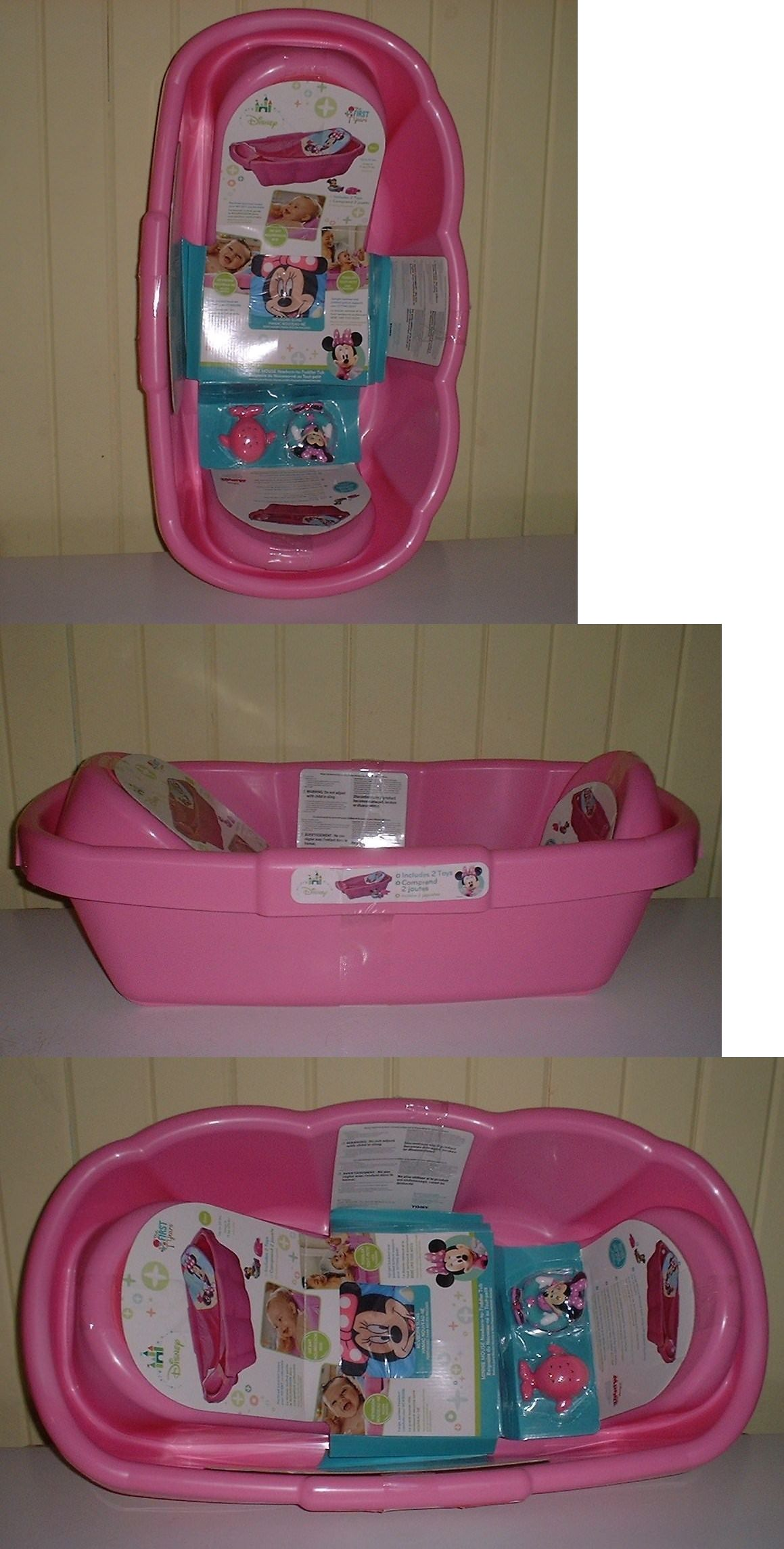 bath tubs 113814 the first years disney minnie mouse infant to rh pinterest com
