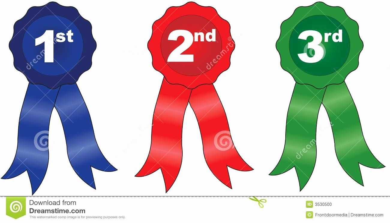 1st 2nd 3rd Place Certificate Template New Printable Award ...