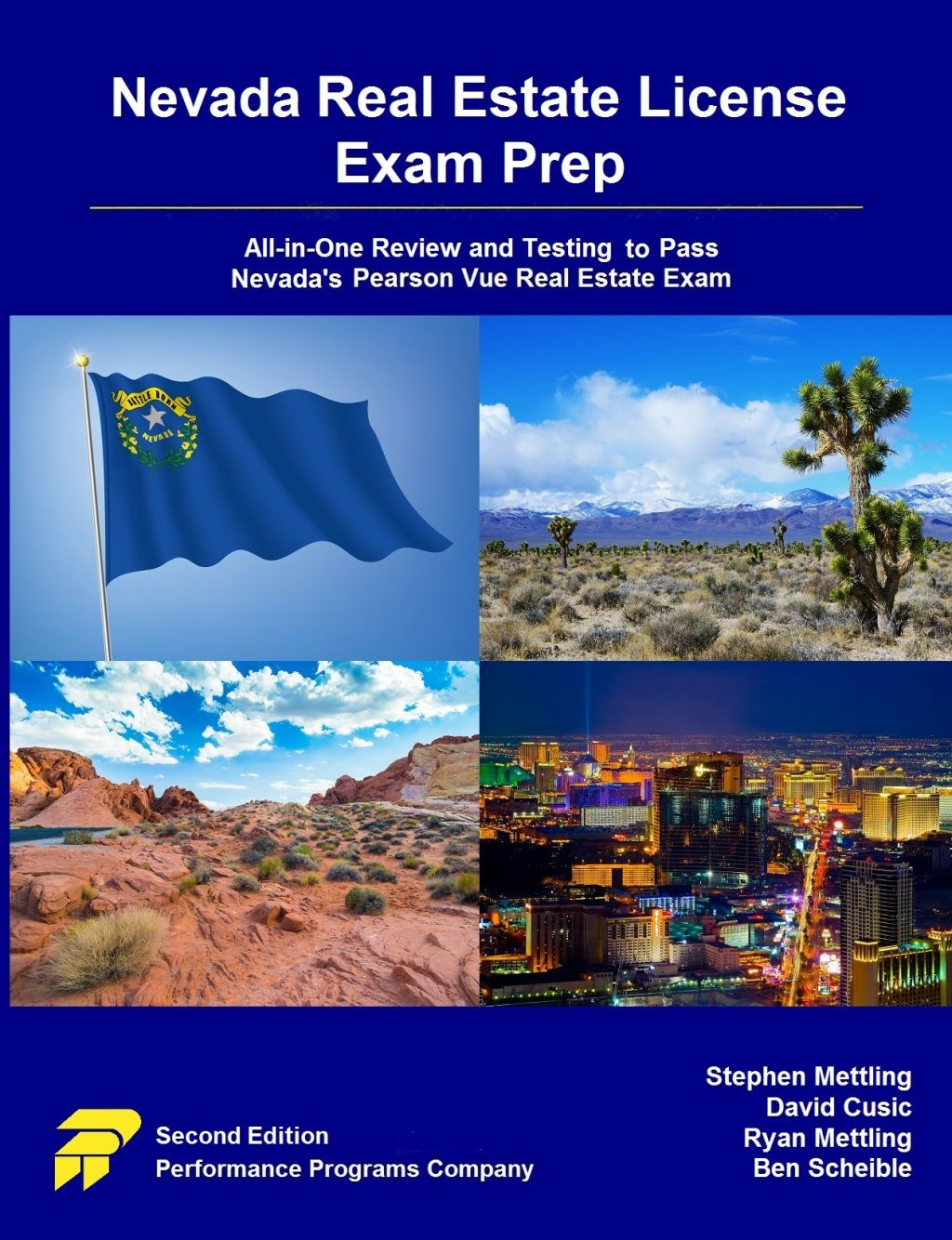 Nevada Real Estate License Exam Prep All In One Review And
