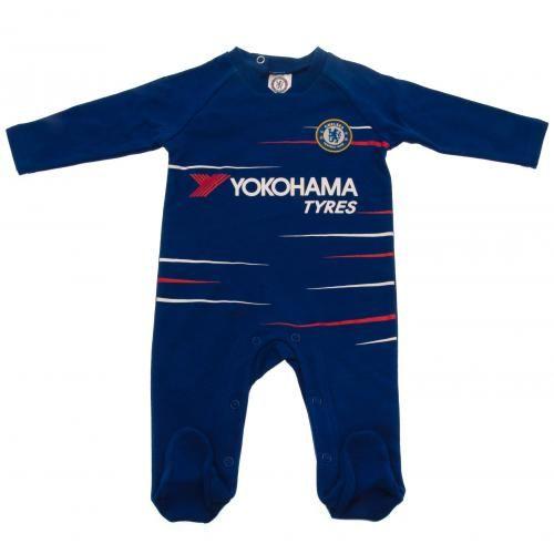 Best Chelsea F C Pyjamas Ts 3 6 Måneder Fotball 640 x 480
