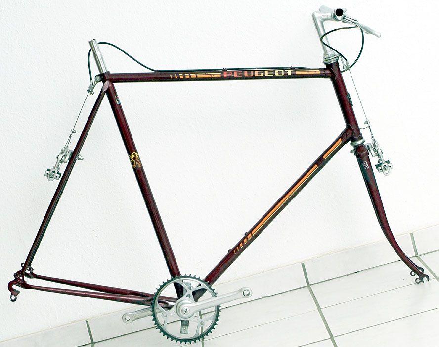 EDDY Merckx Corsa Extra Frame & Fork Columbus SLX 62cm (00739 ...