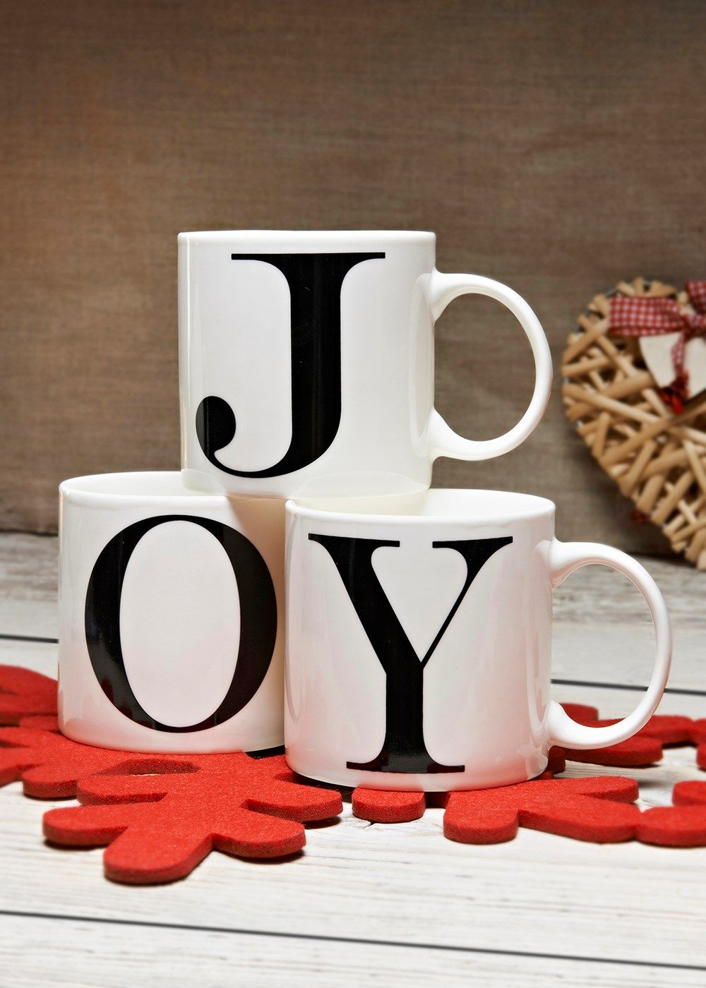 Dining Dining Table Sets Furniture Accessories Alphabet Mugs Letter Mugs Mugs