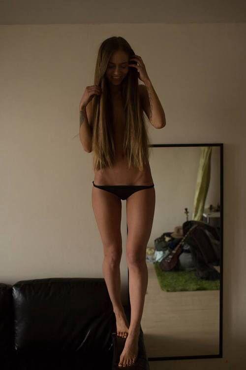 teen Perfect girl skinny