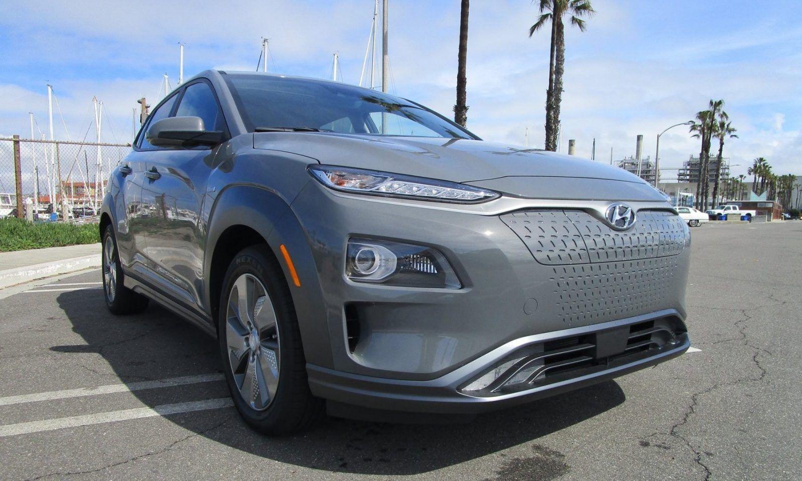 2019 hyundai kona electric road test review by ben lewis rh pinterest com