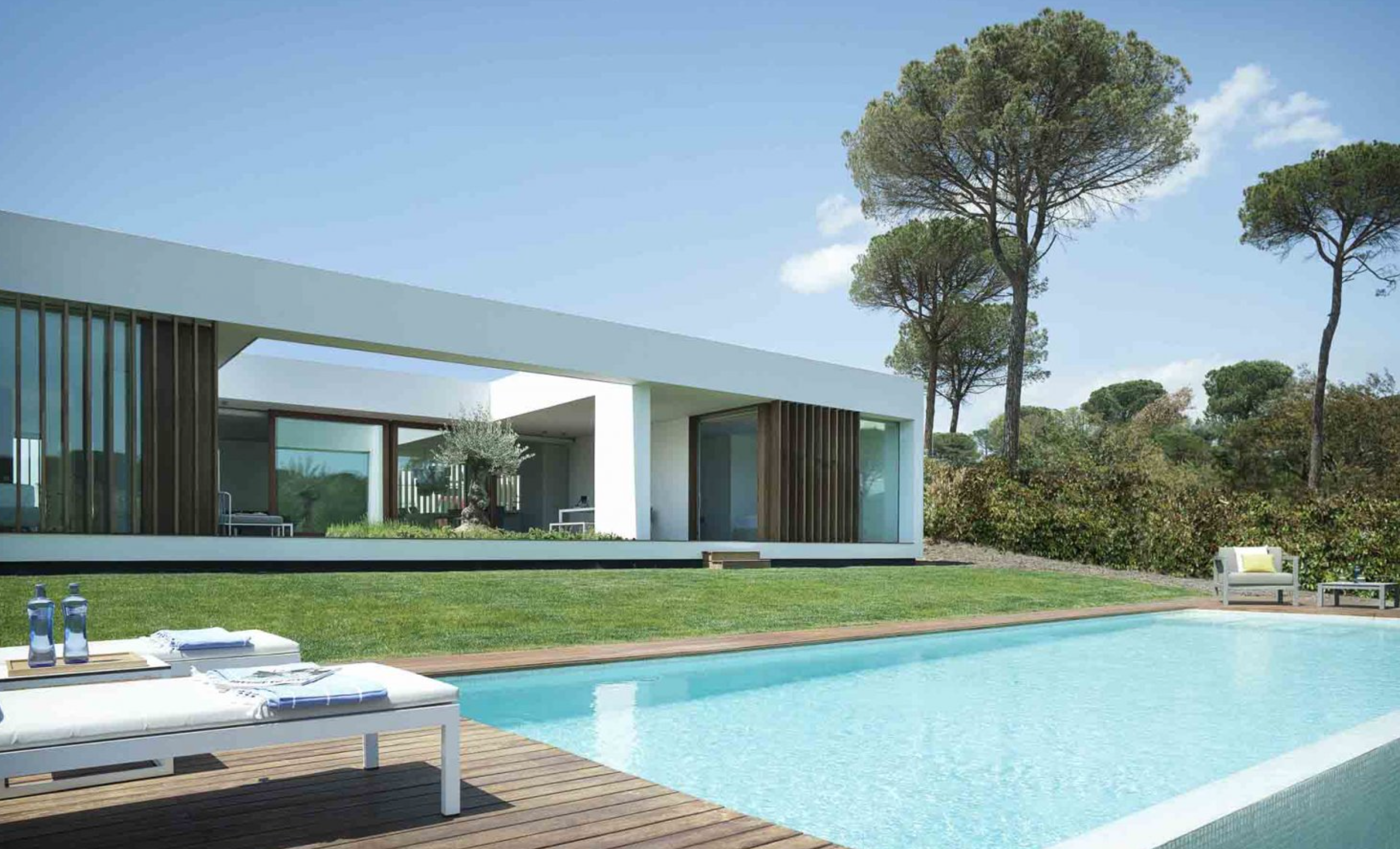U Selva sale of luxury houses in Girona
