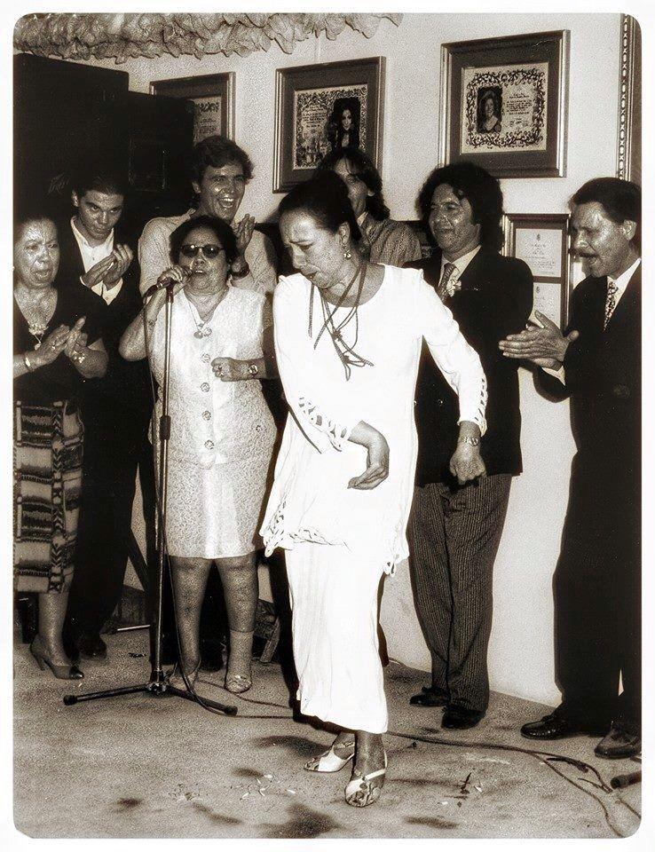 Cristina Hoyos Fernanda Y Bernarda De Utrera Flamenco Pop Rocks Dancer