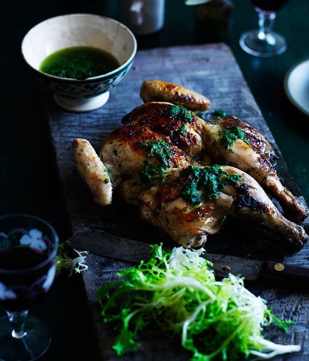 Grilled and barbecued chicken recipes :: Gourmet Traveller