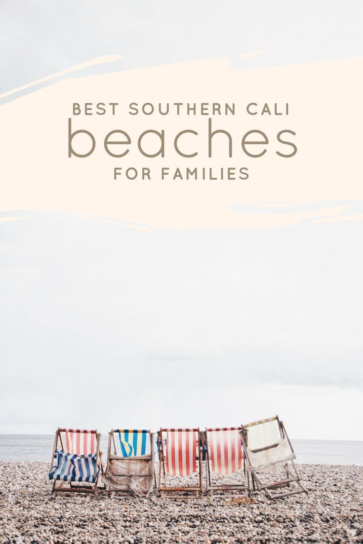 discover the best family friendly beaches in southern california rh pinterest com
