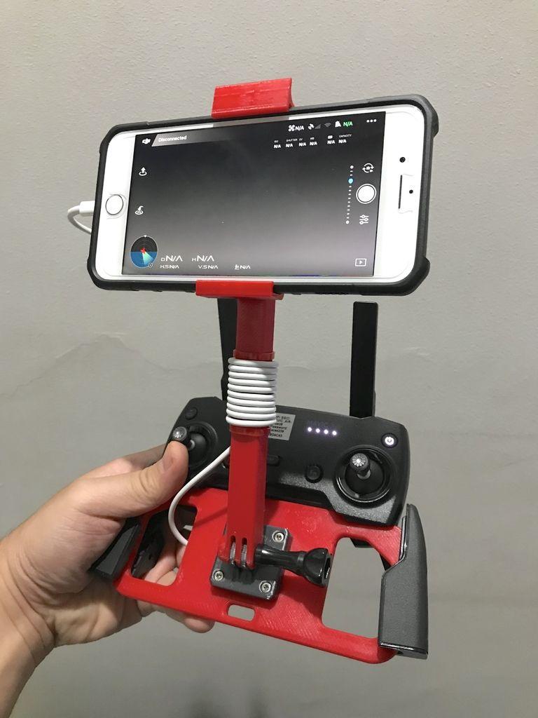 correa de transporte para DJI Mavic pro//DJI Spark Tabletadapter