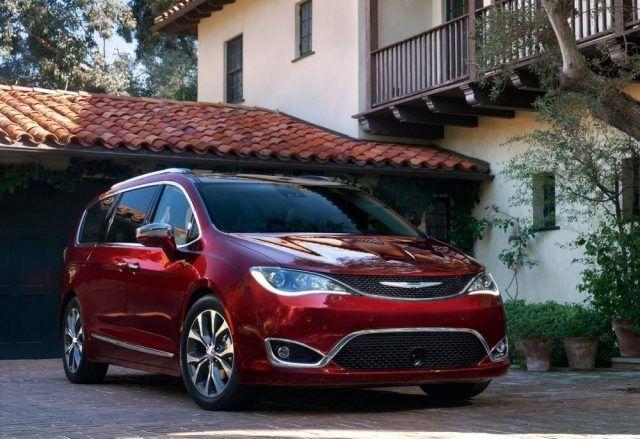 2017 chrysler pacifica review cool cars pinterest chrysler rh pinterest com
