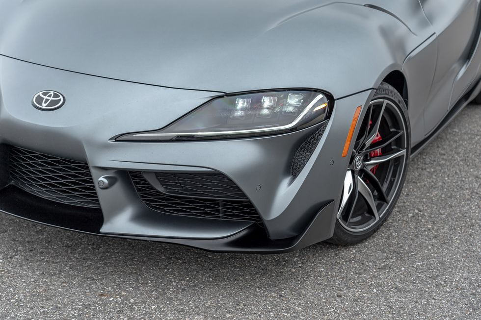 Long Rumored Toyota Supra Manual May Be Closer To Reality In 2020 Toyota Supra Bmw Bmw M3