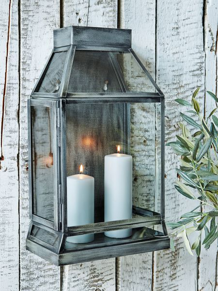 Wall Candle Lanterns Outdoor, Outdoor Candle Lanterns Uk
