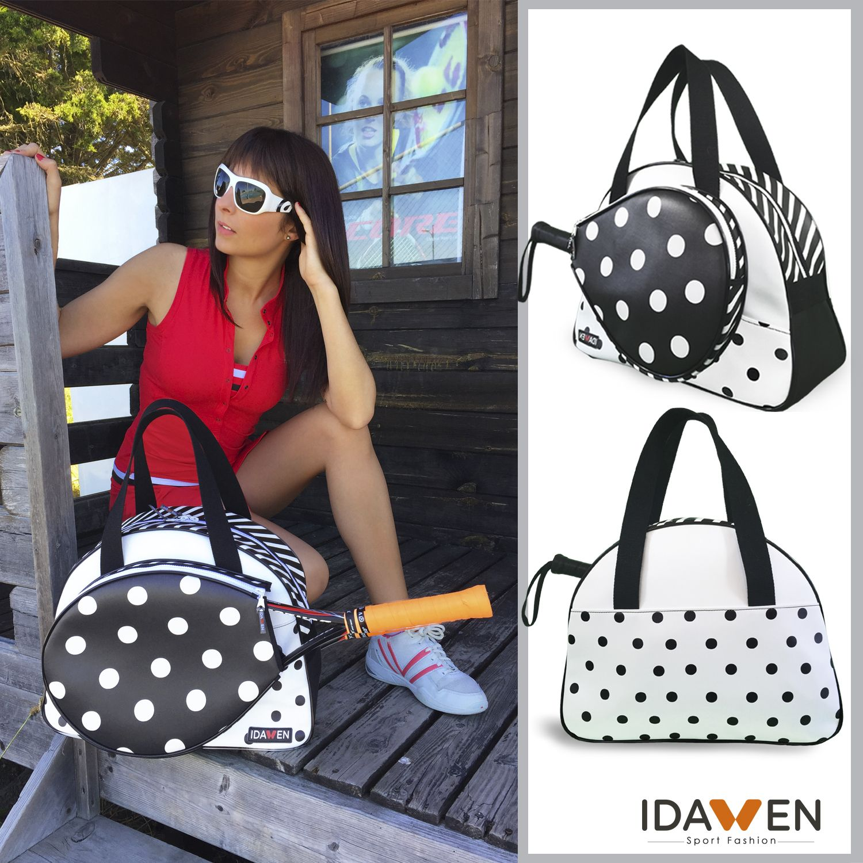 Idawen Tennis Bag Limited Edition Luxury Premium Fashion Sport Bags For Women Sport Sportfashion Sporty Tennis Fashion Tennisbag